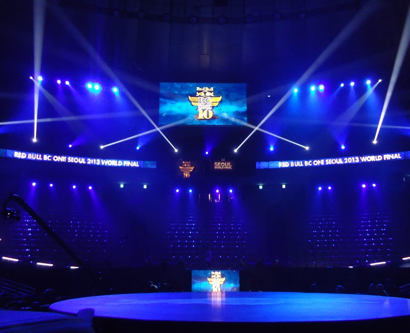 RED BULL BCone Final 2013 Seoul